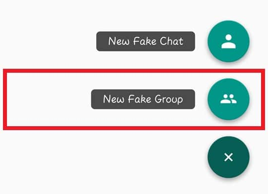 New Fake Group Chat
