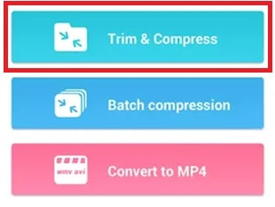 Trim & Compress