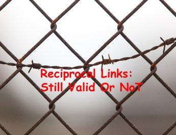 reciprocal links