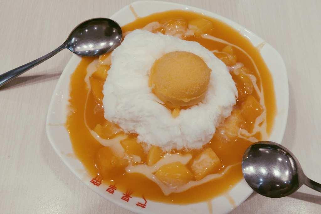 mango ice taipei