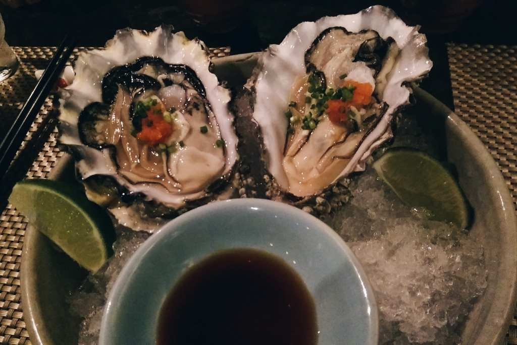 oysters taipei