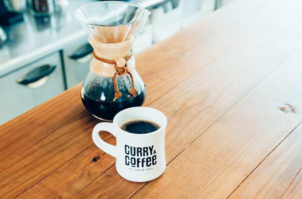 fujin tree curry coffee