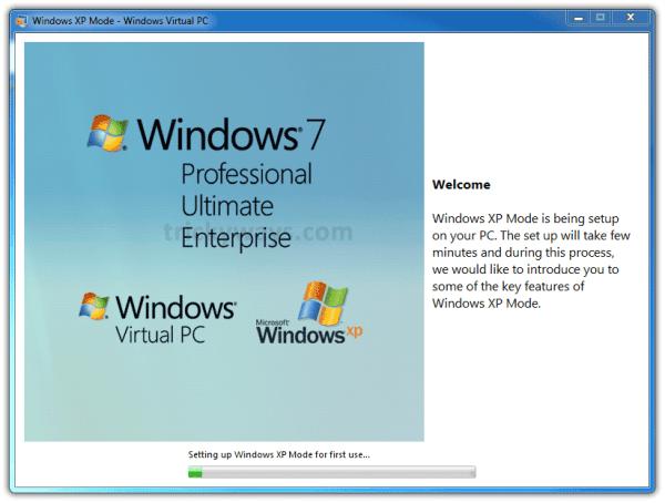 How to Run XP Mode in Windows 7 – Windows, Windows 7