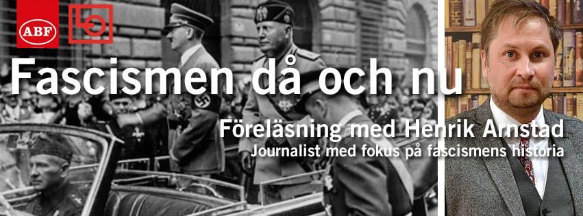 Fascismen då och nu: Förintelsens minnesdag i Oskarshamn