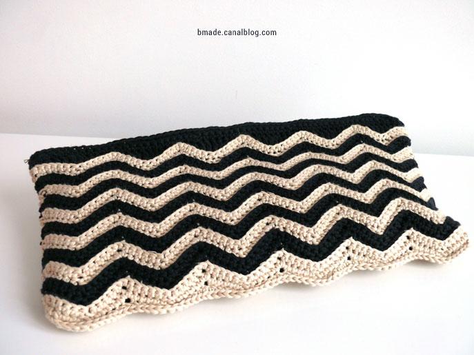 modele au crochet de pochette a mains pour femme tricot and co