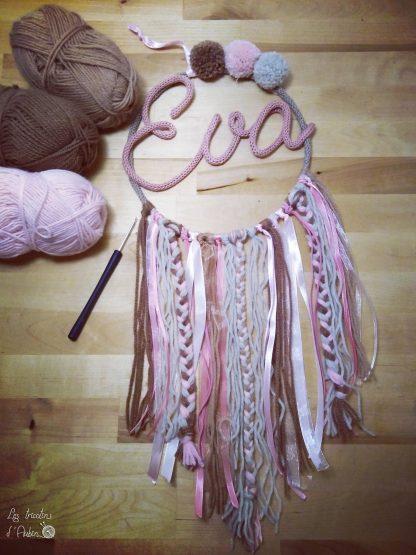 Eva tricotin