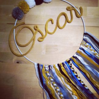 Oscar tricotin