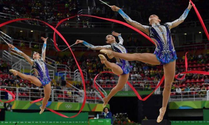e802436dc Qual é a diferença entre ginástica rítmica e ginástica artística ...