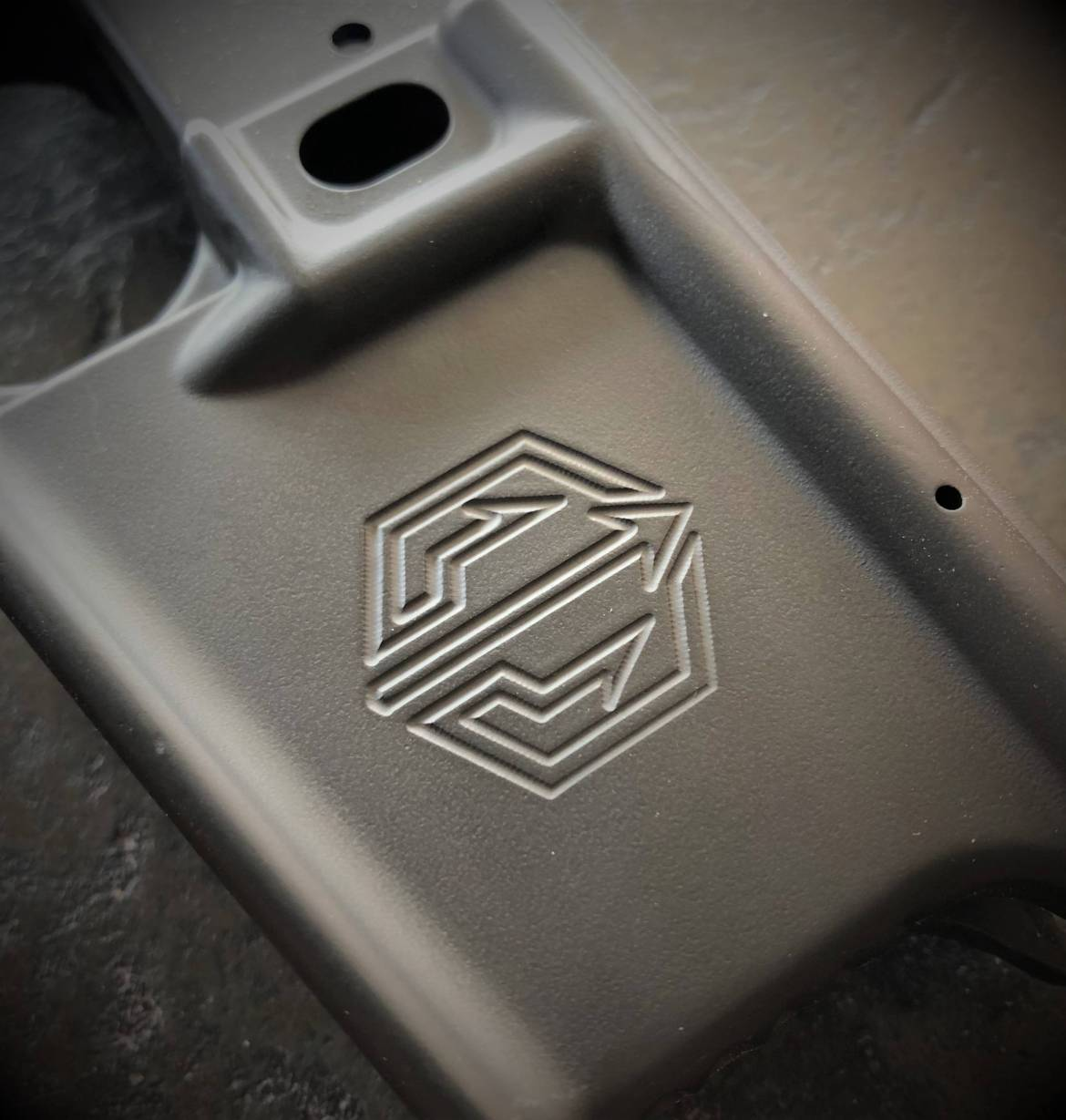 Custom firearms Engraving