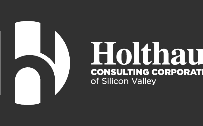 Holthaus Branding - Dark Background