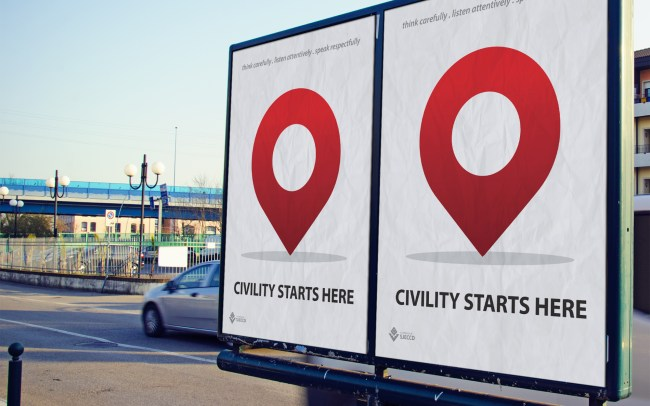 Advertising - Civility Starts Here