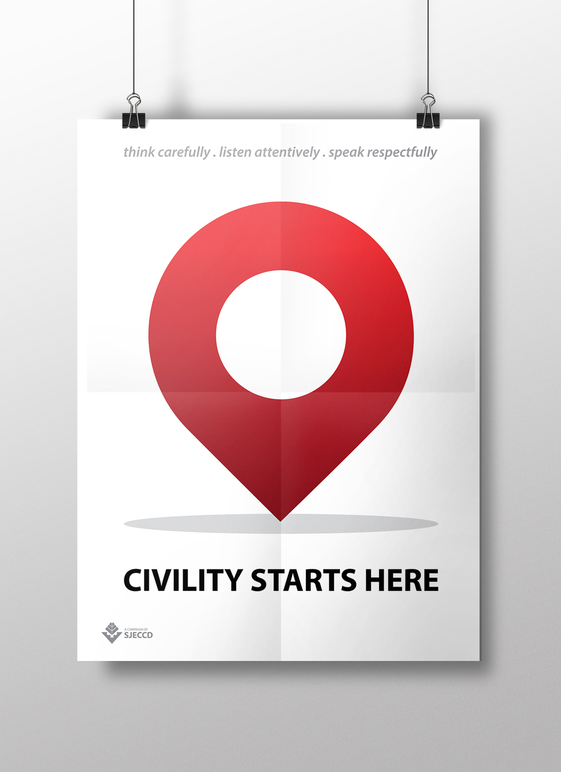 Poser - Civility Starts Here