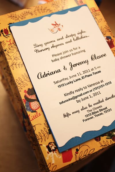 The Perfect Place To Start Our Little Golden Book Themed Shower Week Is Of Course With Invitations I Was Lucky Enough Find A High Resolution Image