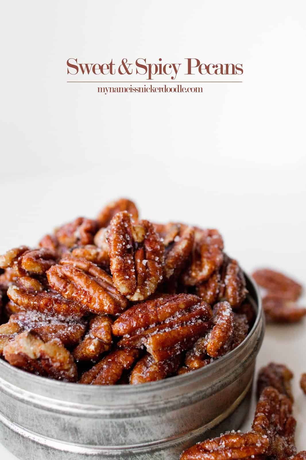 Sweet-And-Spicy-Pecans