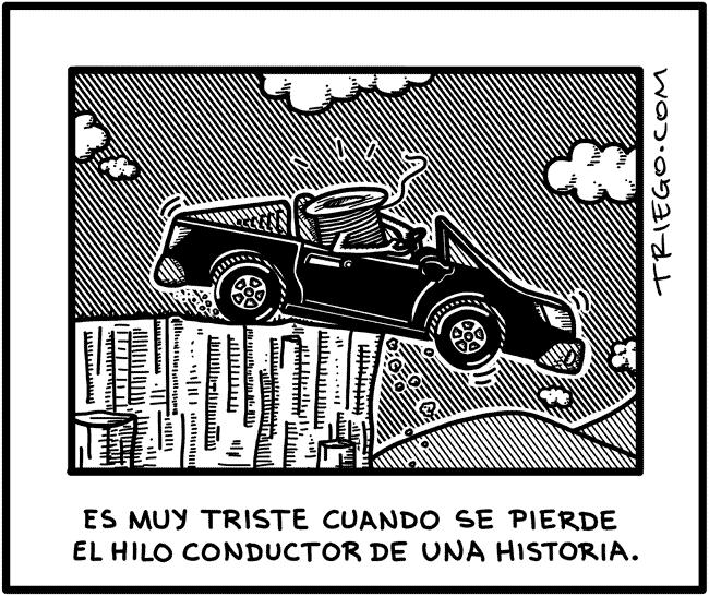 hilo conductor