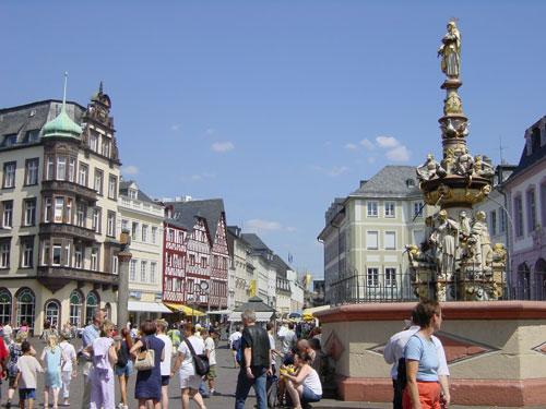 Tourist Information Trier Info