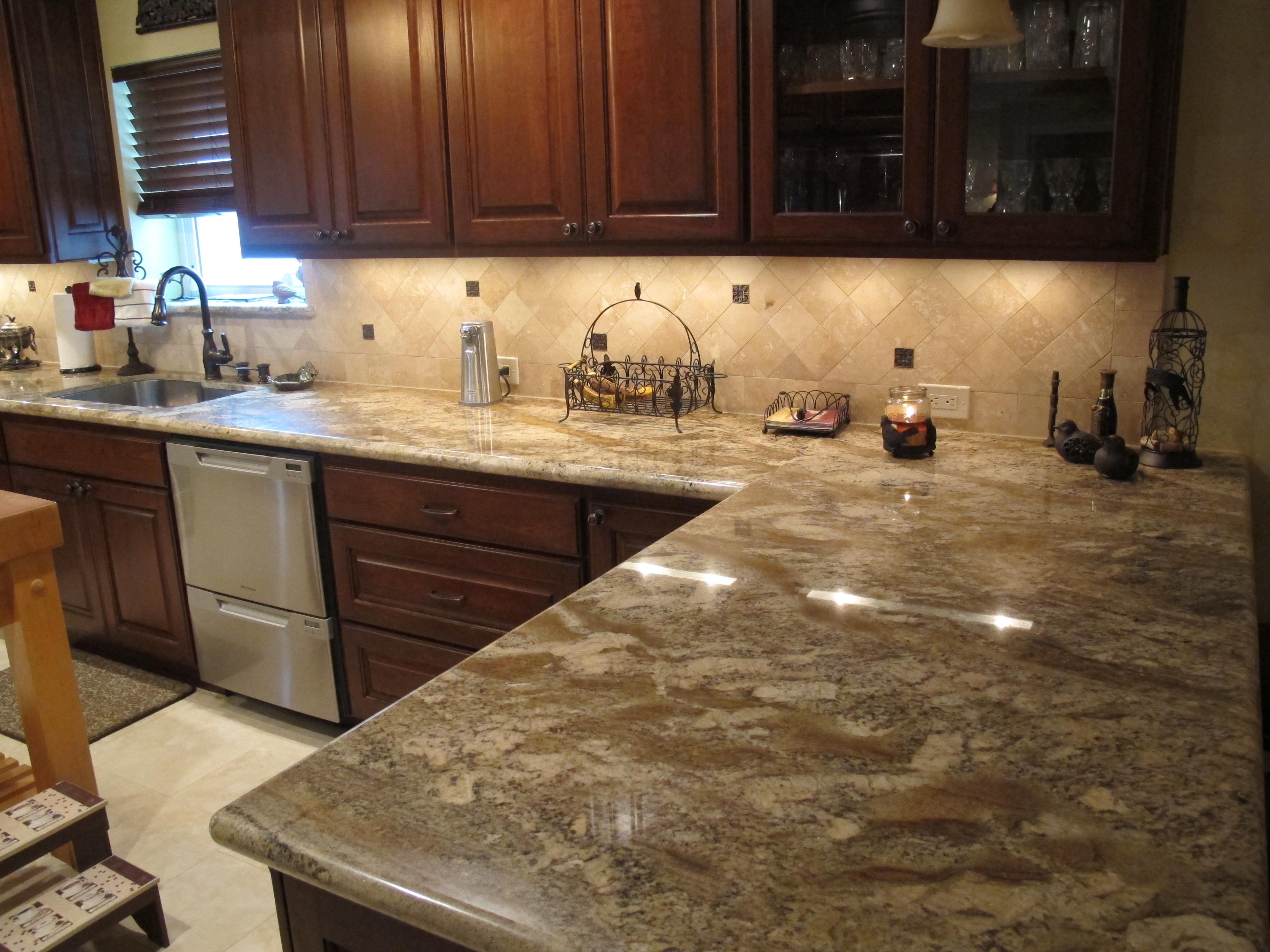 Merveilleux ... Granite Countertop   Kitchen 2