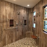 TriFection reveals functionality in Piney Point master bathroom