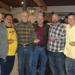 TriFection celebrates year end and recognizes top performers at festive Christmas party