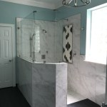 New master bathroom wows in west Houston