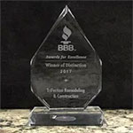 TriFection brings home a six-pack of awards from the Better Business Bureau