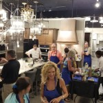 TriFection Clients Wine & Dine During Fun Cooking Class at Ferguson