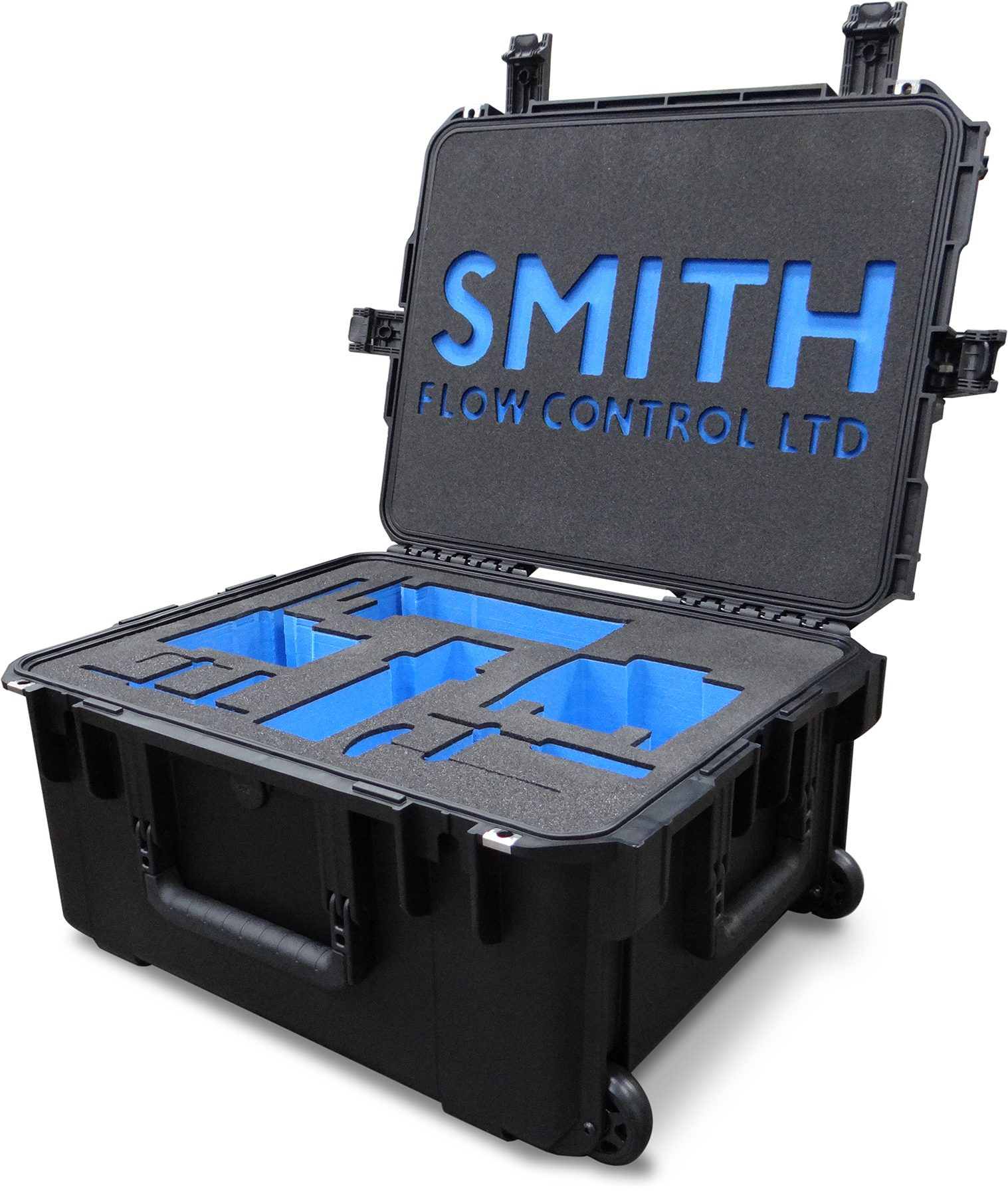 Branded Waterproof Case with Two Colour Foam