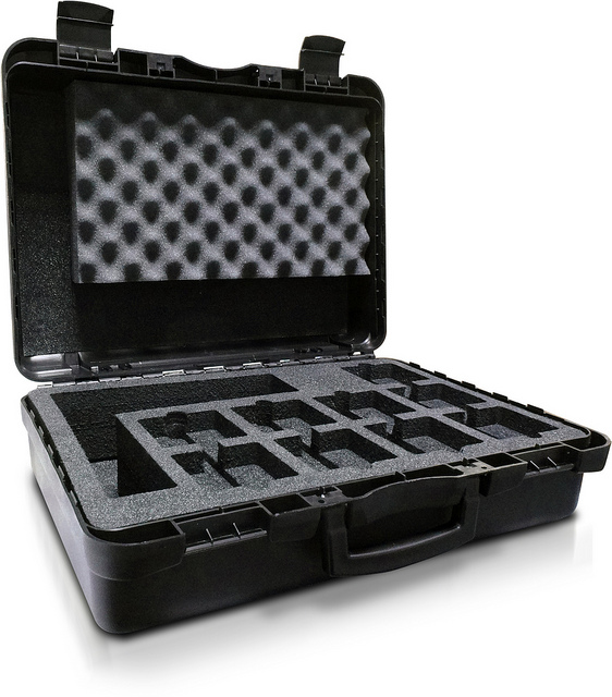 Waterproof Case with Custom Foam Interior