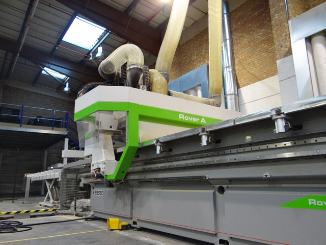 CNC Routing Machine