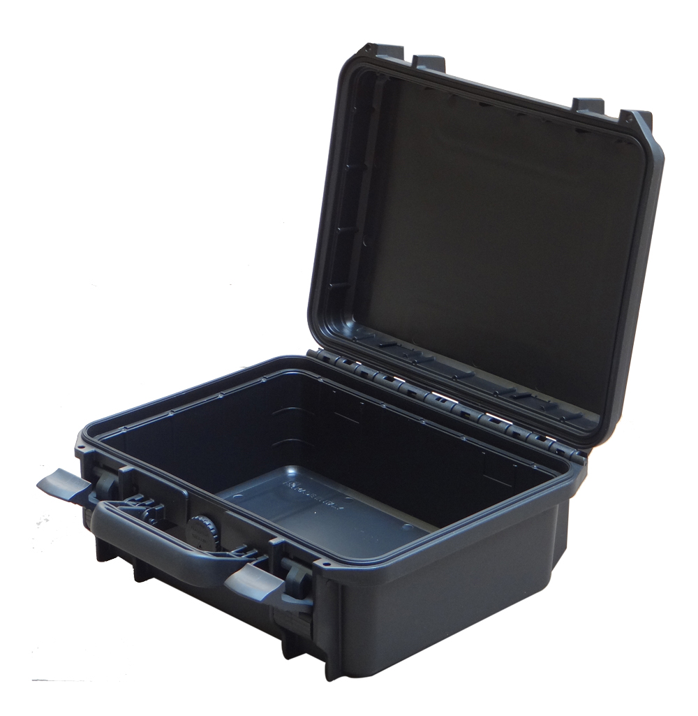 Waterproof Cases Available Either Foam Filled or Empty