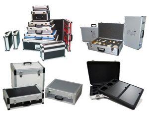 Custom Aluminium Cases