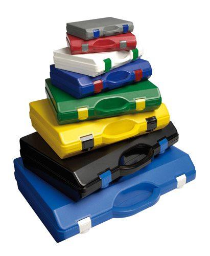 Coloured Plastic Cases