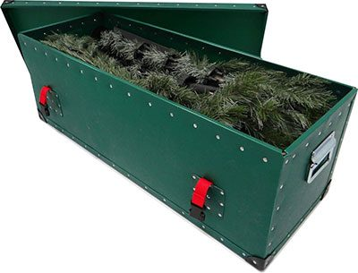 Poly Case Christmas Tree Storage