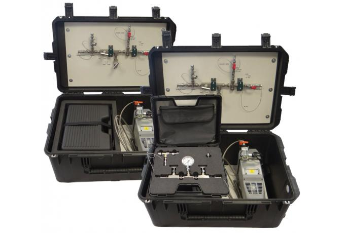 Waterproof Flight Cases with Custom Foam Insert