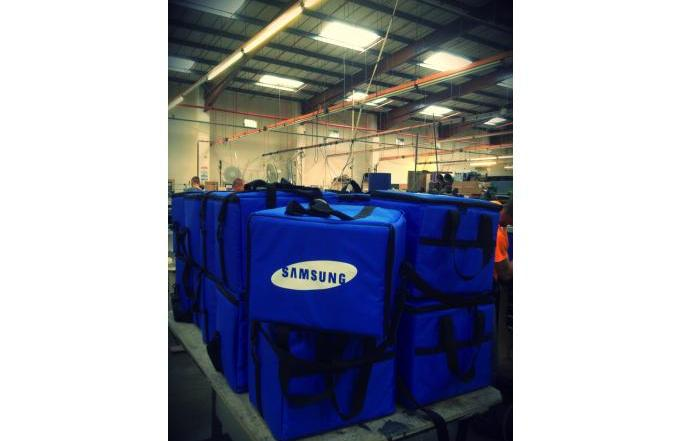 padded bag for samsung