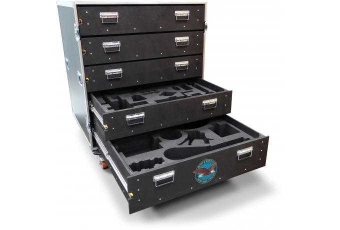 custom foam insert drawers