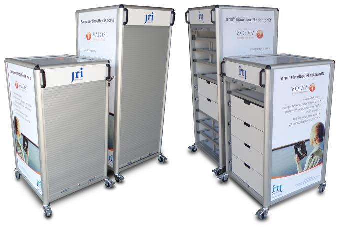 JRI Medical Flight Case