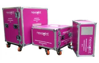 Newsplint Flight Case