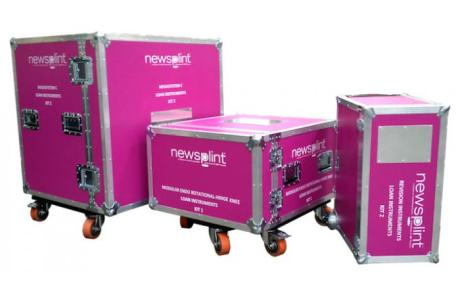 Newsplint Flight Case