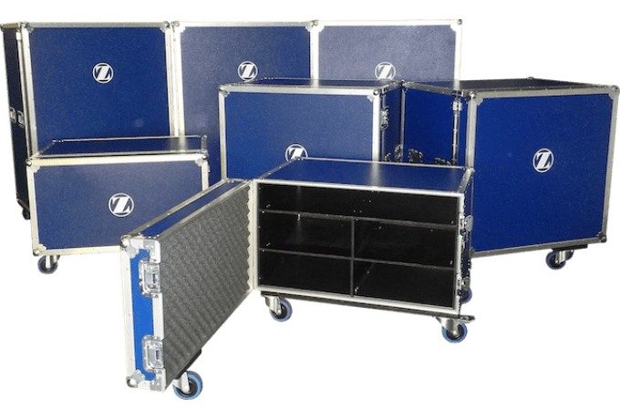 Zimmer Medical Rack Flight Case