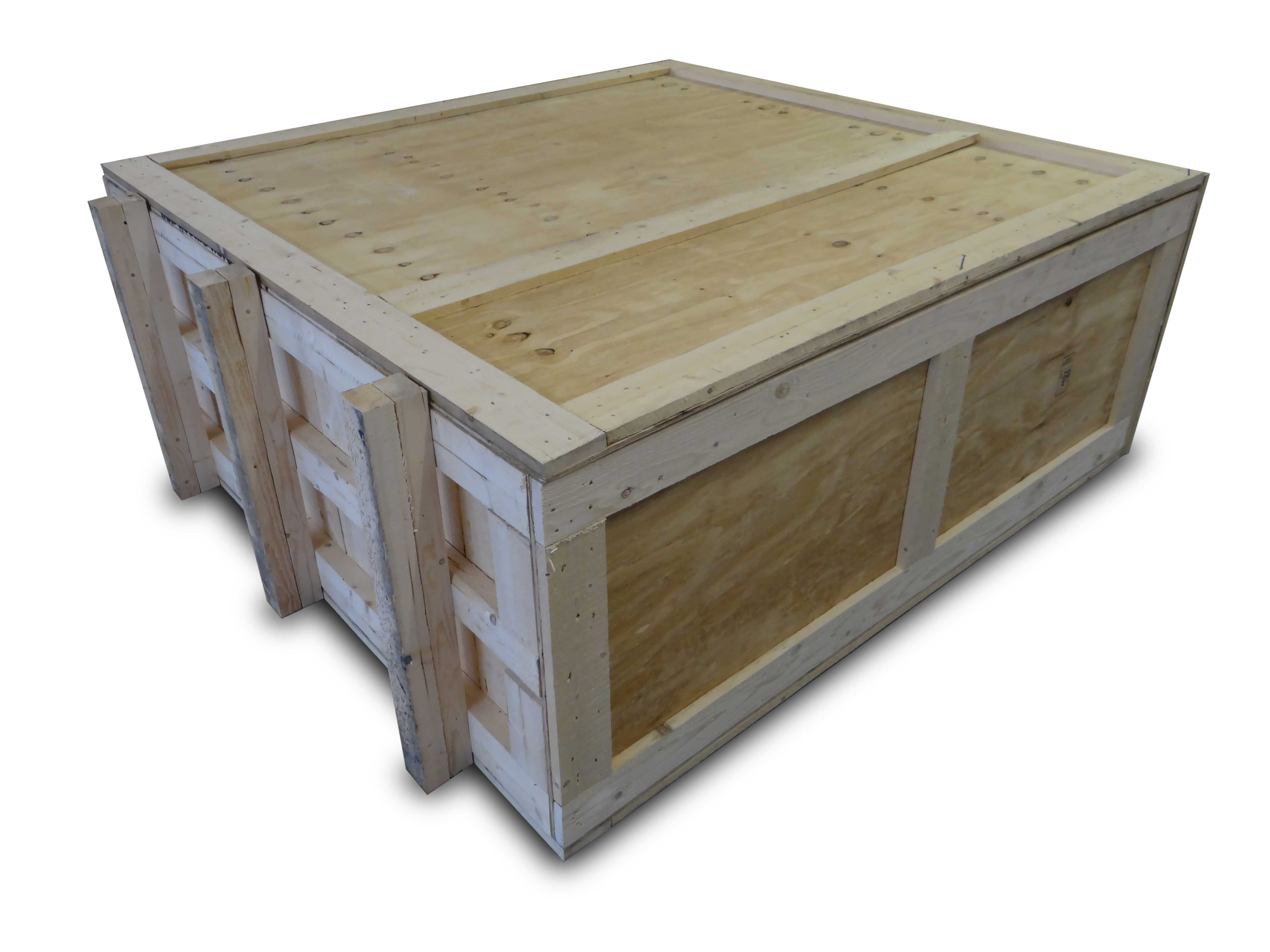 Bespoke Wooden Shipping Crate | - 364.8KB