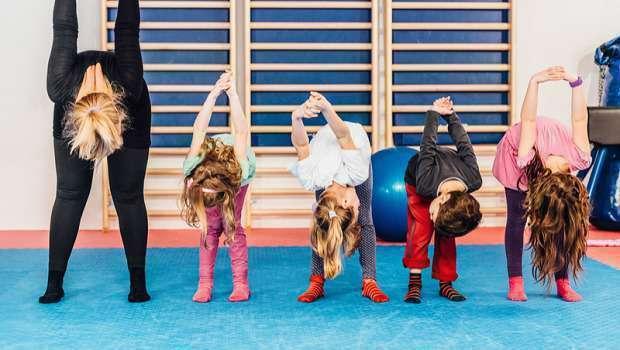 Trifocus - children's exercise coach