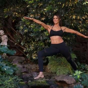 Trifocus Fitness Academy - standing Yoga poses