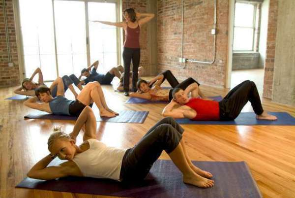 Trifocus Fitness Academy - pilates breathing