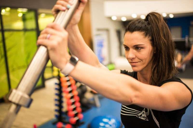 Trifocus fitness academy - Lelani Loots