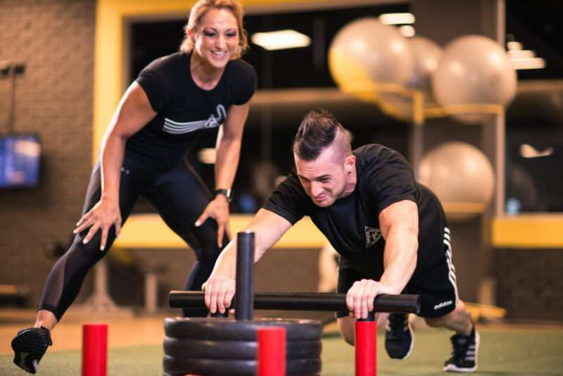 Trifocus fitness academy - becoming a personal trainer