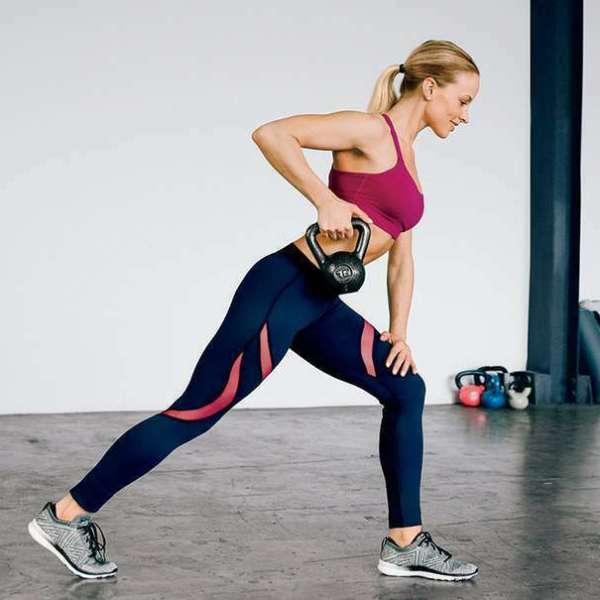Trifocus fitness academy - kettlebell exercises for beginners
