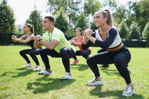 Trifocus fitness academy - bootcamp class