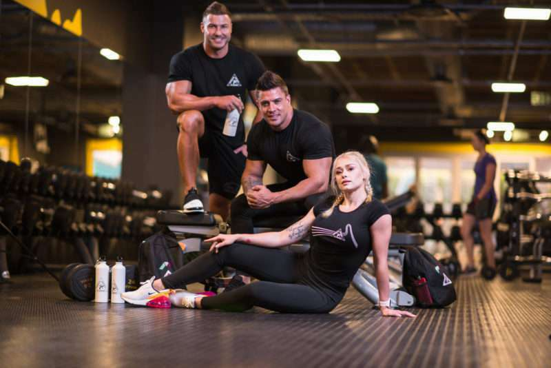 Trifocus fitness academy - personal training clients