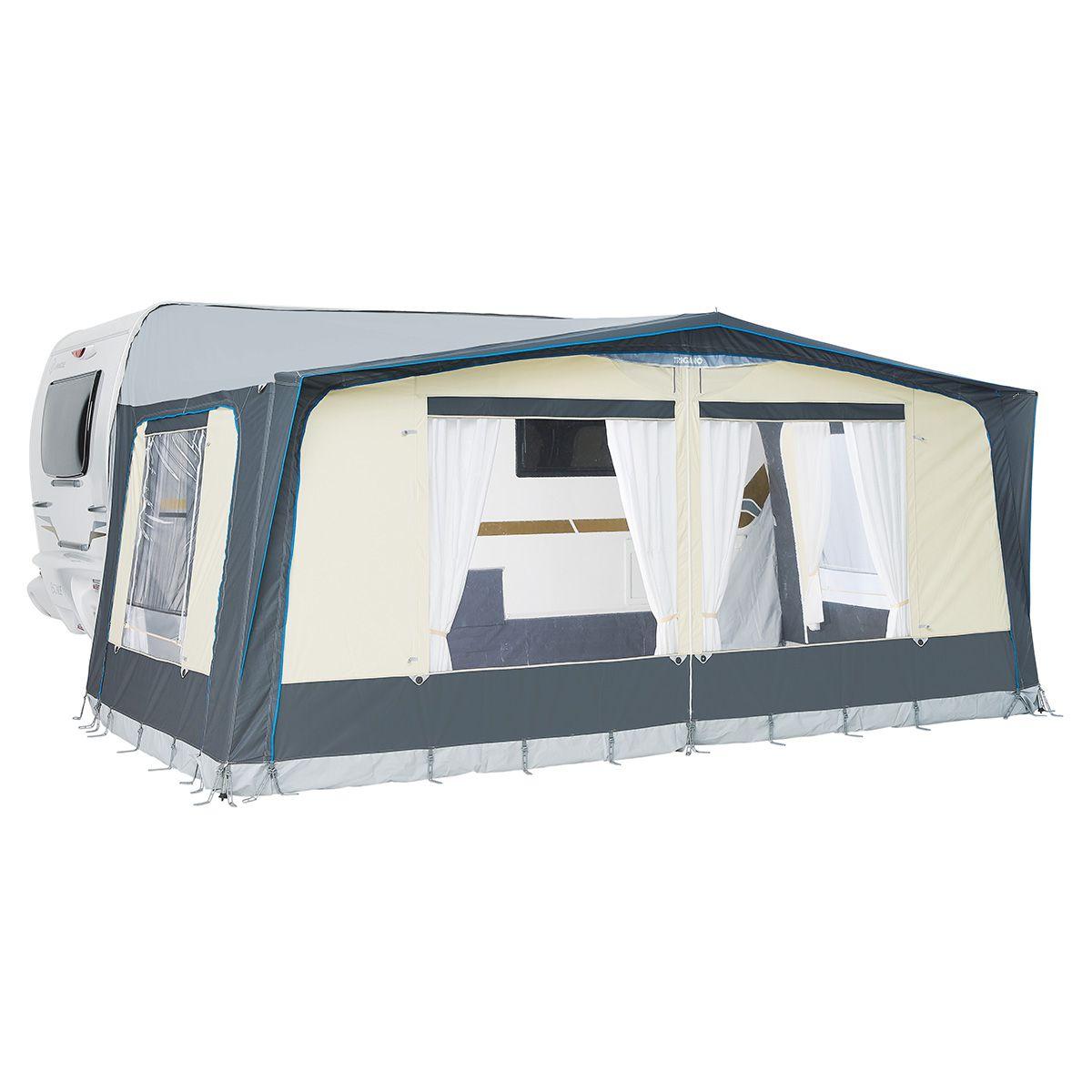 auvent de caravane touquet 2 70m annexe chambre confort annexe rangement